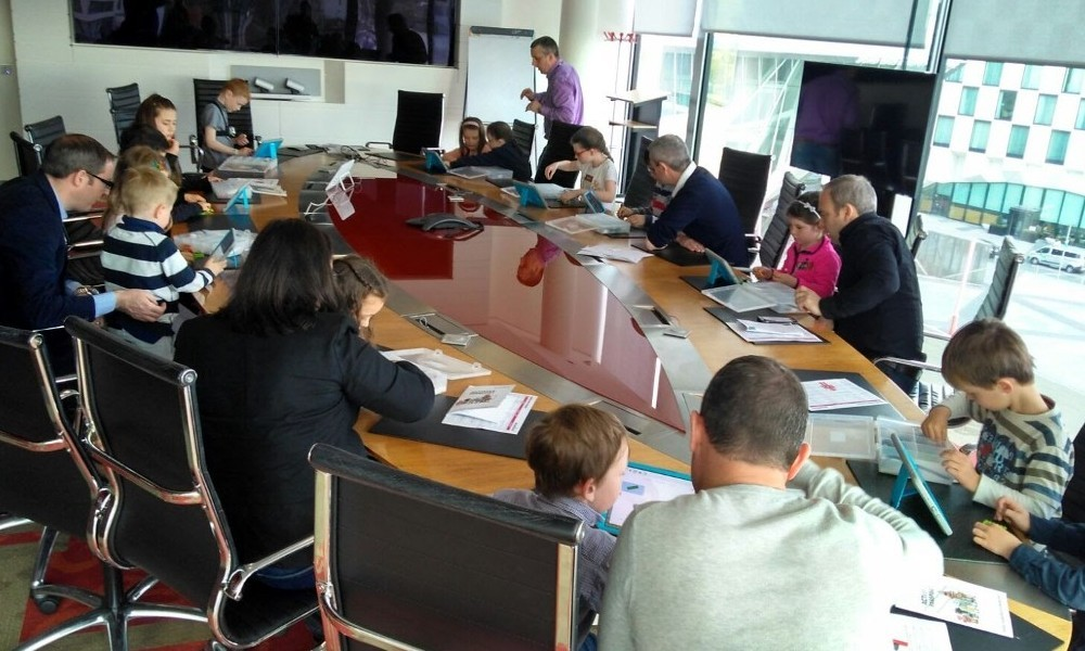 Accenture Bring Your Child To Work Day